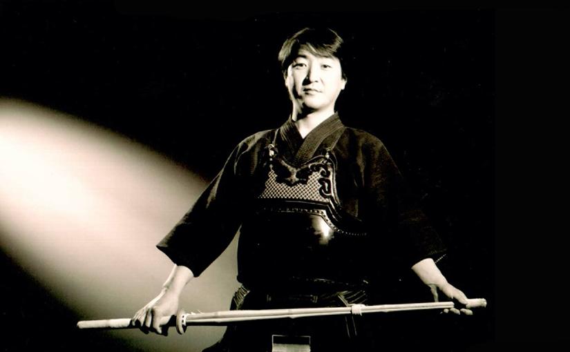 Abe Tetsushi sensei