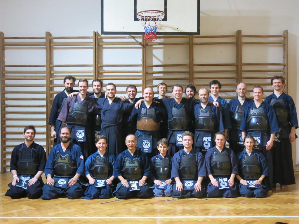 Horiguchi sensei on SDM practice.
