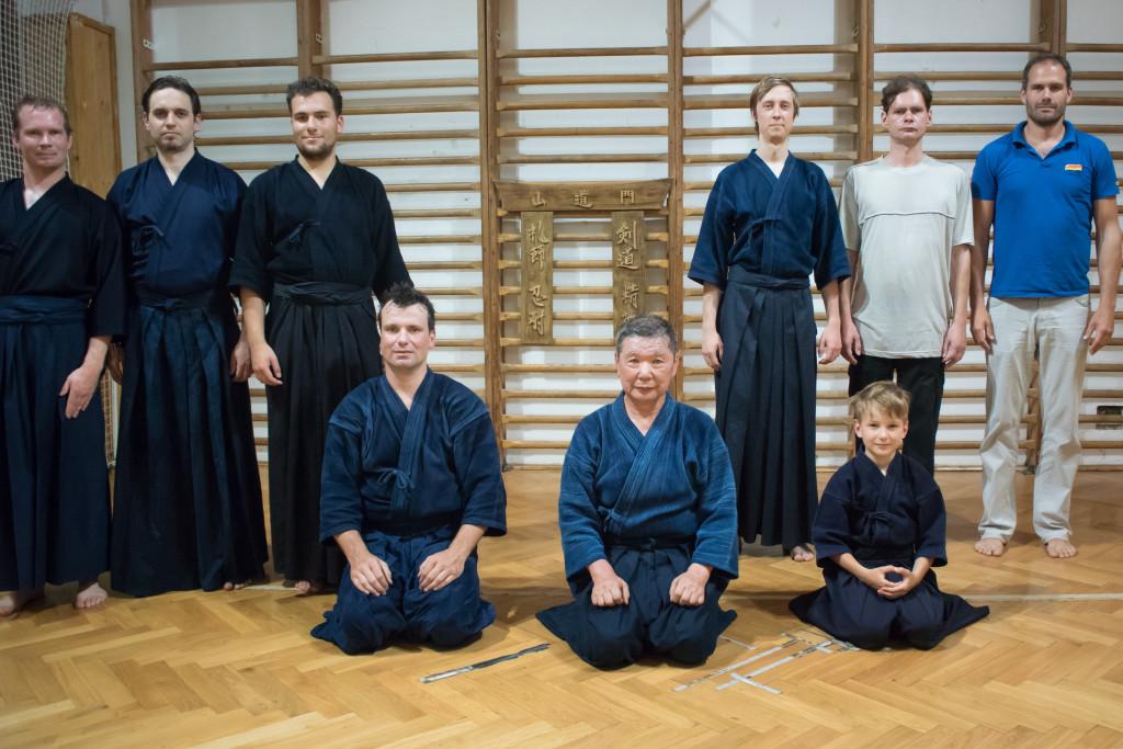 Komatsu sensei on SDM practice