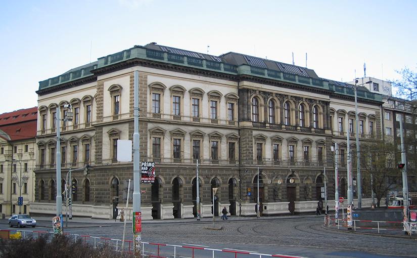 ČVUT Karlovo Náměstí